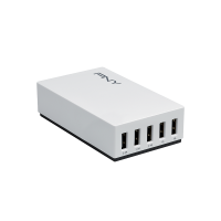 Multi-USB Charger 5 Ports / 25W UK