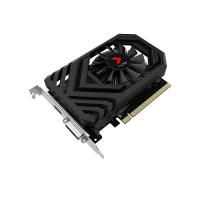 GeForce® GTX 1650 XLR8 Gaming Overclocked Single Fan