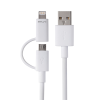 2in1 Micro/Lightning Charge & Sync Cable