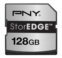 StorEDGE 128GB