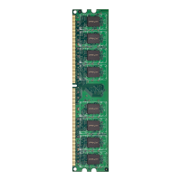 Performances 2GB PC2-6400 800 MHz DDR2 Desktop DIMM