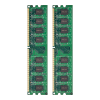 Performances 4GB (2x2GB) PC2-6400 800 MHz DDR2 Desktop DIMM