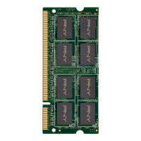 Performances 2GB PC2-6400 800MHz DDR2 Notebook SODIMM