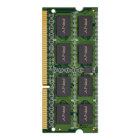 Performances 4GB PC3-12800 1600MHz DDR3 Notebook SODIMM