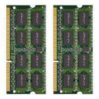 Performances 8GB (2x4GB) PC3-12800 1600MHz DDR3 Notebook SODIMM