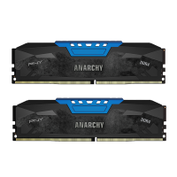 Anarchy 16GB (2x8GB) PC4-19200 2400MHz CL15 DDR4 Blue Desktop DIMM