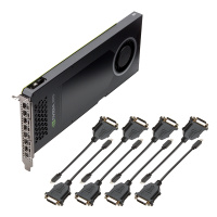 NVS 810 for Eight DVI SL Displays