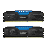 Anarchy 16GB (2x8GB) PC3-14900 1866MHz CL10 DDR3 Blue Desktop DIM