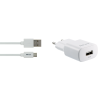 Micro-USB Wall Charger EU