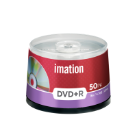 Imation 4.7GB/120-Minute 16x DVD R, 50 Discs Spindle Base