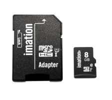 Imation MicroSD Class 10 with Adapter 8GB