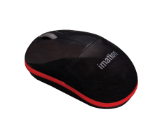 Imation Wireless Optical Mouse PWM-350 Black