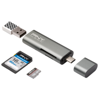 USB-C Card Reader - USB Adapter