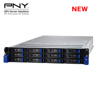 Compact Purley 2U GPU Server for HPC and VDI Applications