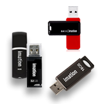 Flash Drives & Flash Cards