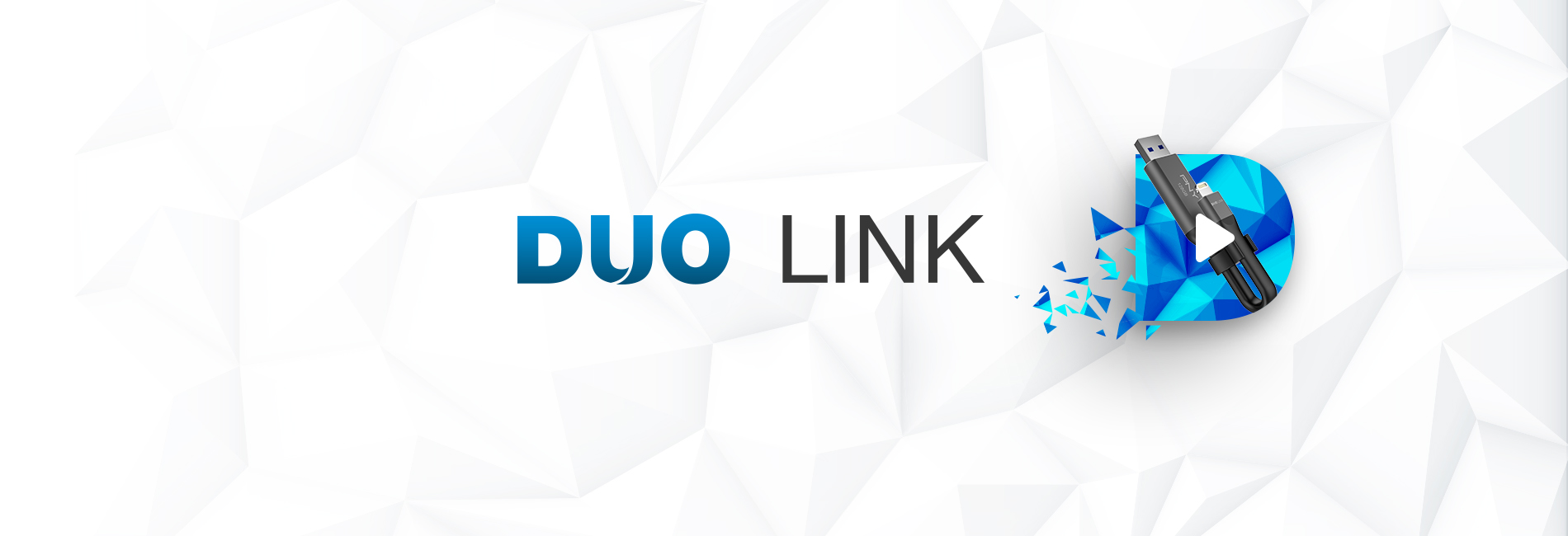 Duo-Link 3.0 Cable Design for Apple devices