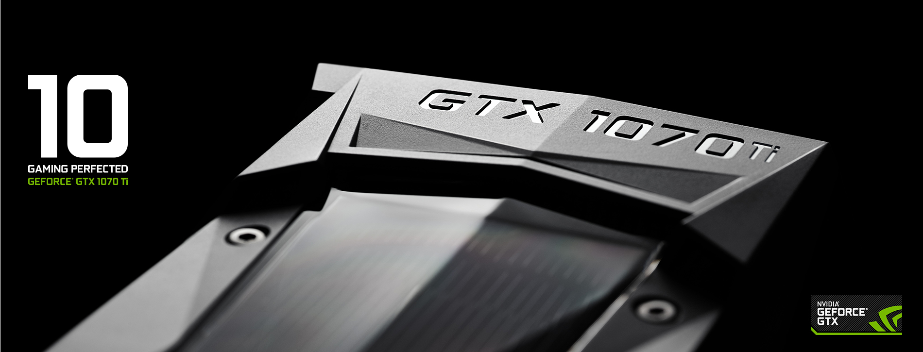 GeForce® GTX 1070Ti